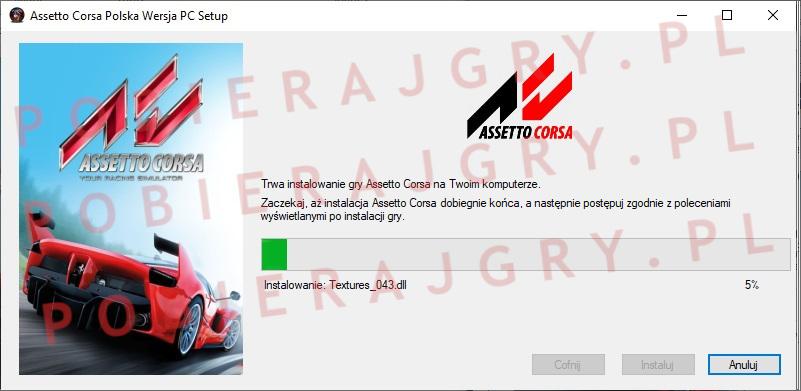 Assetto Corsa instalacja 5