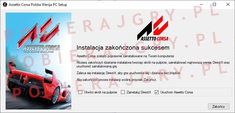 Assetto Corsa instalacja 7