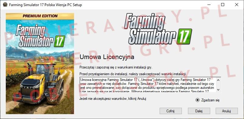 Farming Simulator 17 Instalator 2