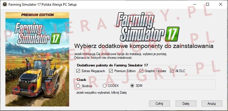 Farming Simulator 17 Instalator 3