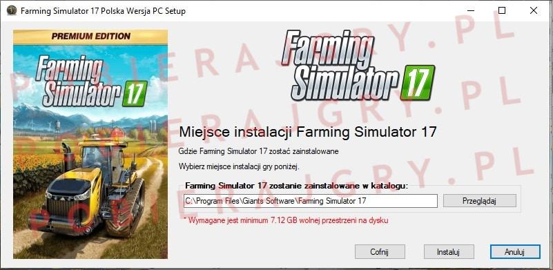 Farming Simulator 17 Instalator 4