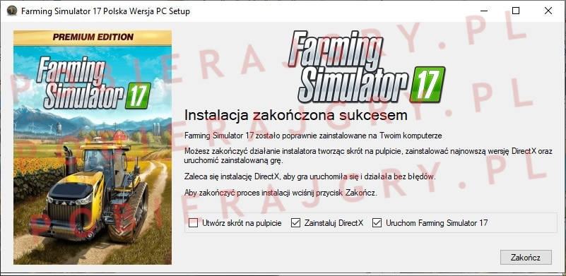 Farming Simulator 17 Instalator 7