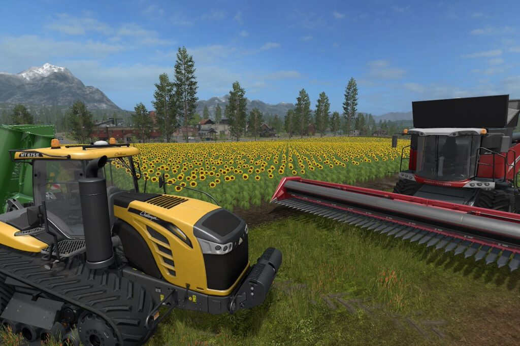 Farming Simulator 17 gra
