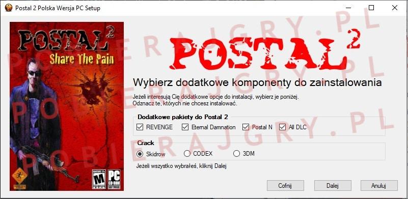 Postal 2 Instalacja 3