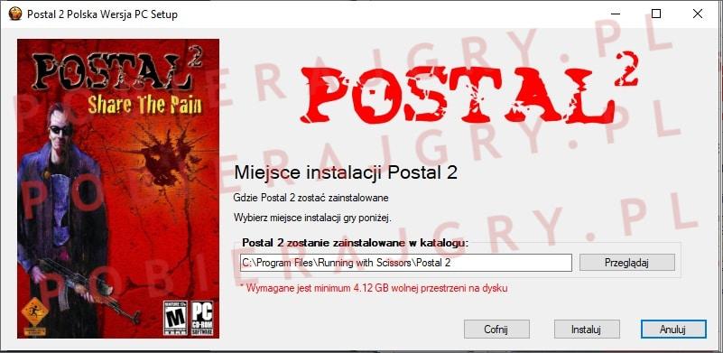 Postal 2 Instalacja 4