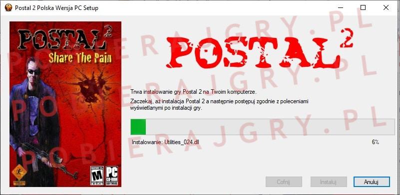 Postal 2 Instalacja 5