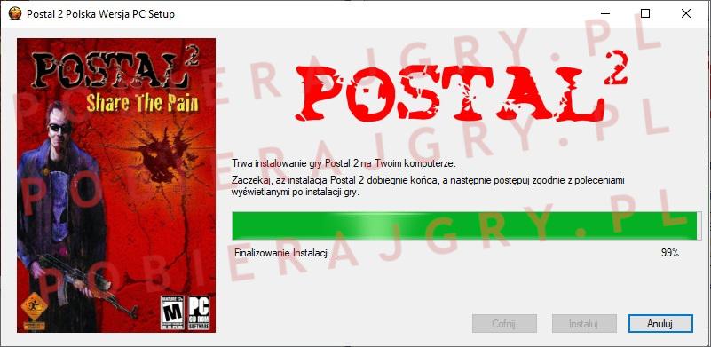 Postal 2 Instalacja 6
