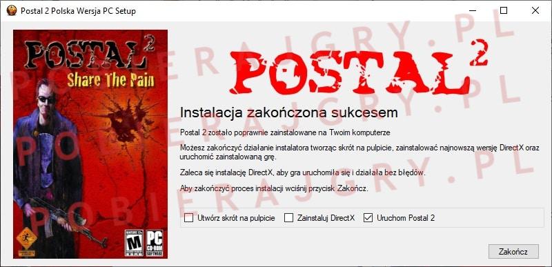 Postal 2 Instalacja 7