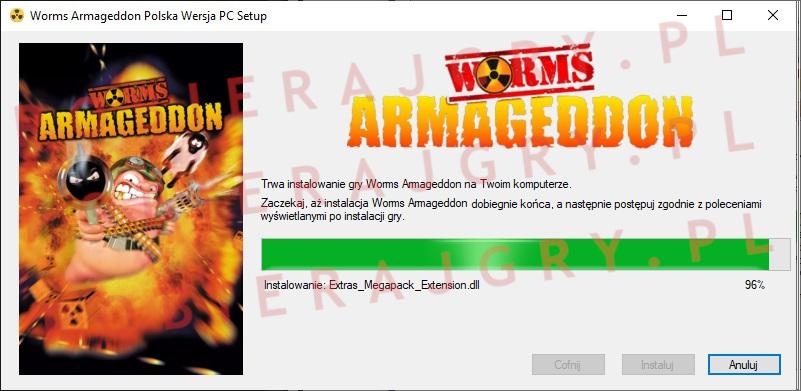 Worms Armageddon instalator 6