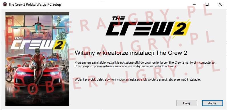 The Crew 2 Instalator 1