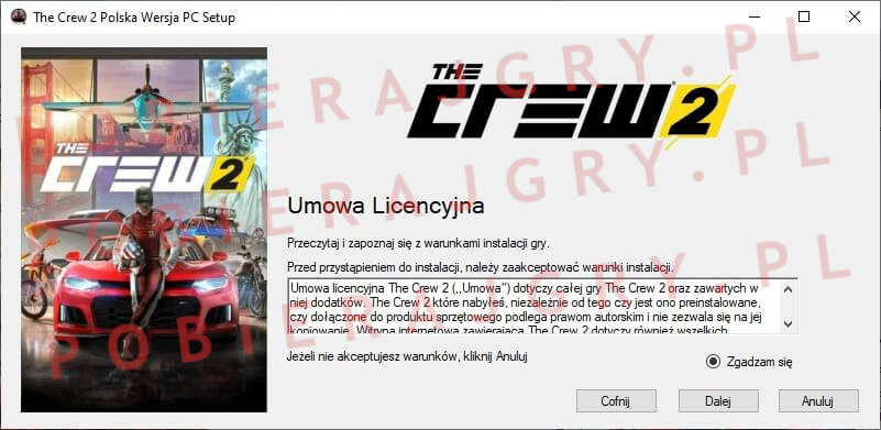 The Crew 2 Instalator 2