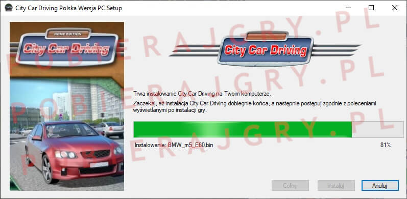 City Car Driving Instalator 6