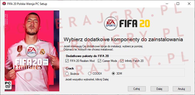 FIFA 20 Instalacja 3