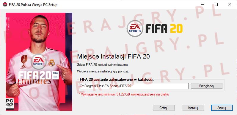 FIFA 20 Instalacja 4