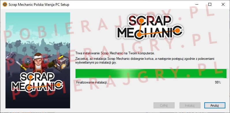 Scrap Mechanic Instalator 6