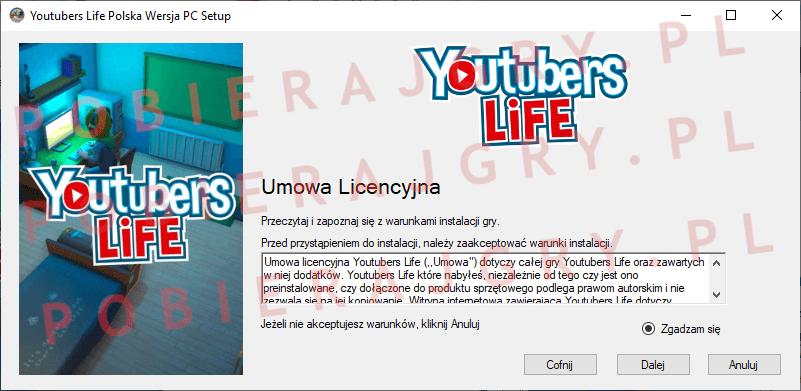 Youtubers Life Instalacja 2