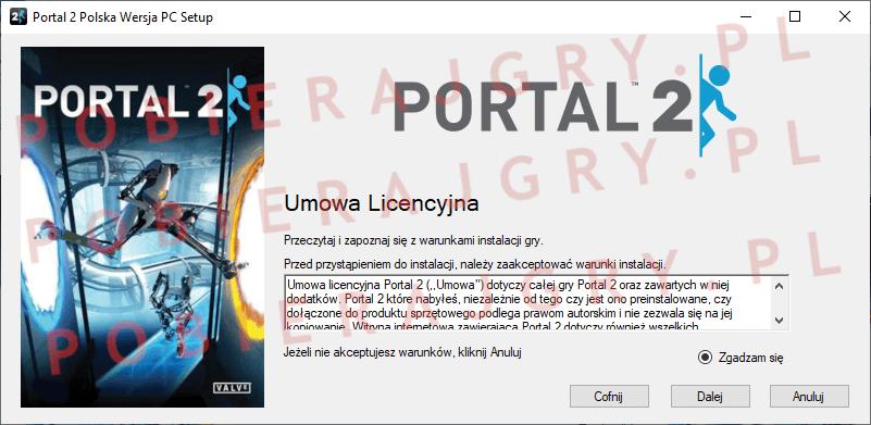 Portal 2 Instalacja 2