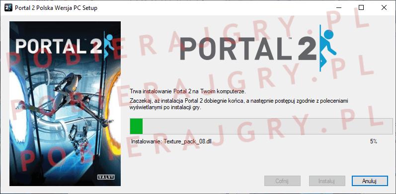 Portal 2 Instalacja 5