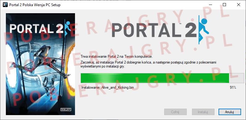 Portal 2 Instalacja 6