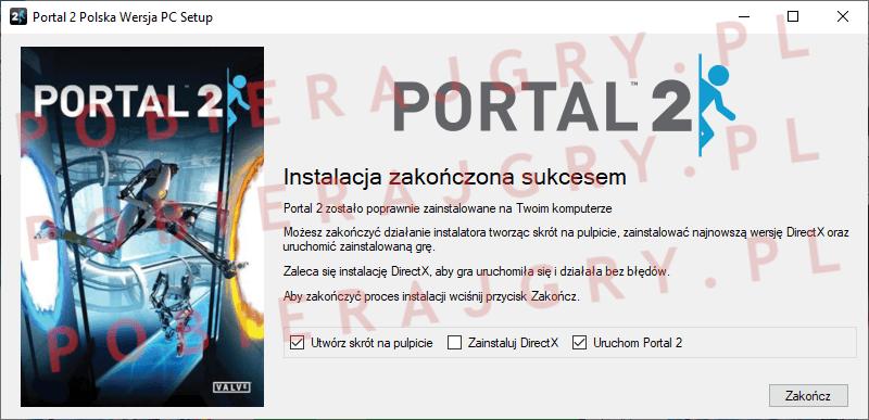 Portal 2 Instalacja 7