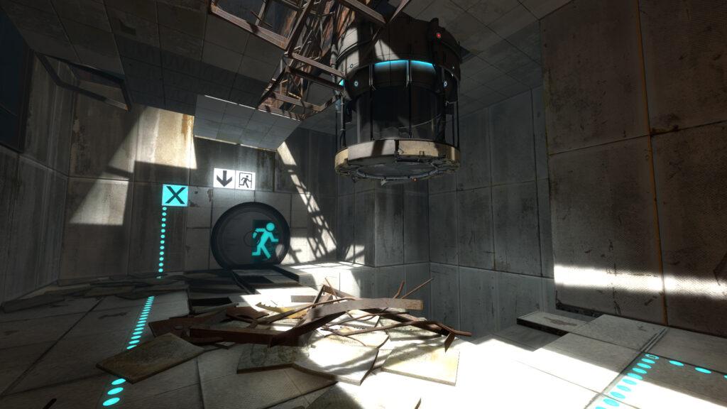 portal 2 gra