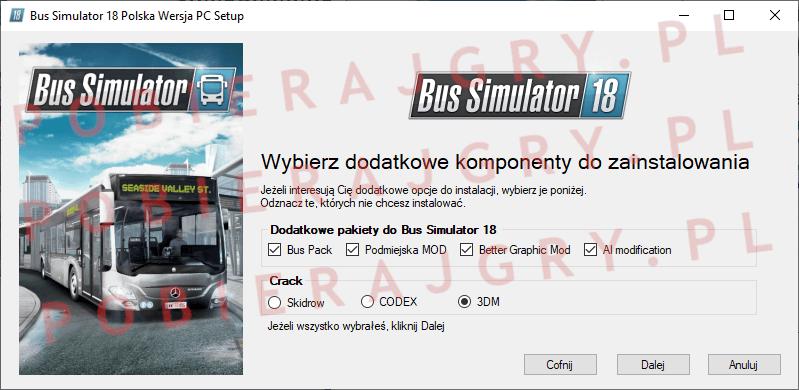 Bus Simulator 18 instalacja 3