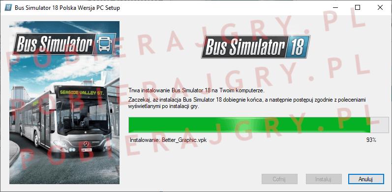 Bus Simulator 18 instalacja 6