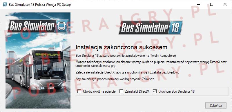 Bus Simulator 18 instalacja 7