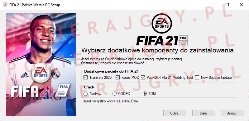FIFA 21 instalacja 3