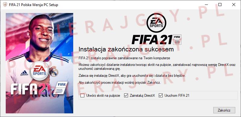 FIFA 21 instalacja 7
