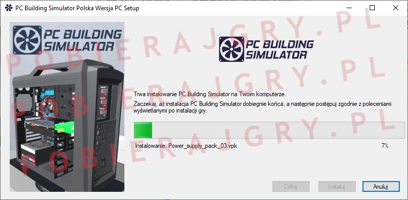 PC Building Simulator instalator 5