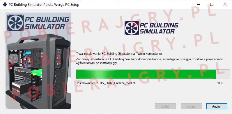 PC Building Simulator instalator 6