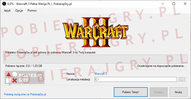 Warcraft 3 Download