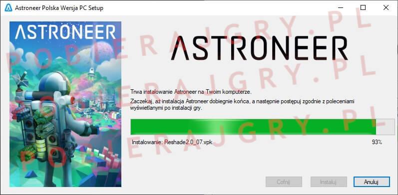 Astroneer Instalacja 6