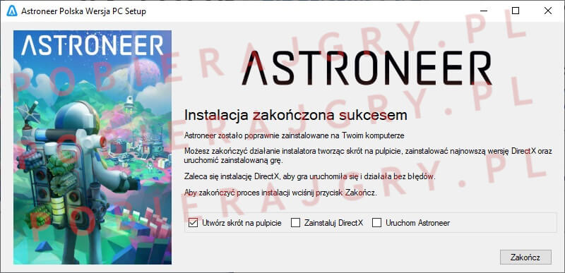 Astroneer Instalacja 7