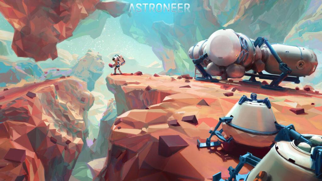 Astroneer tapeta