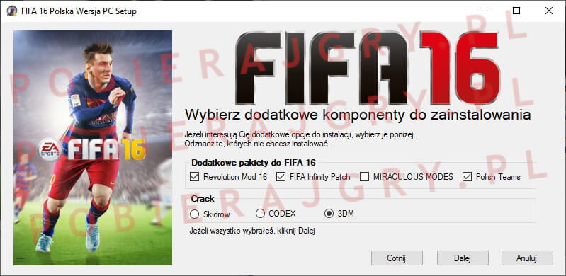 FIFA 16 instalacja 3
