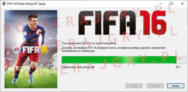 FIFA 16 instalacja 6