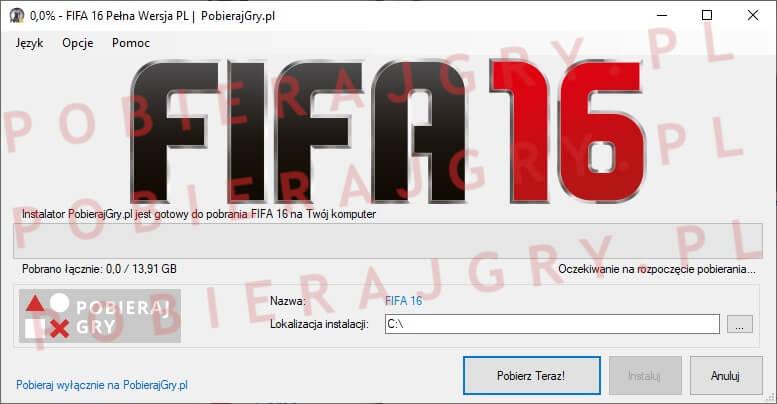 FIFA 16 pobierz