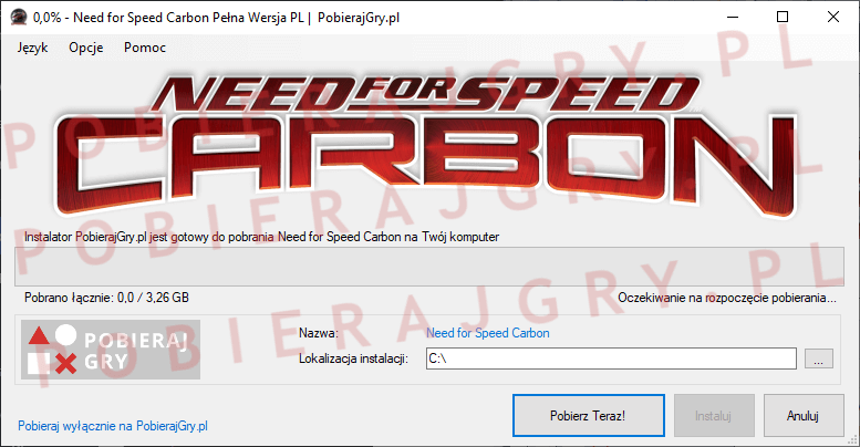 Need for Speed Carbon pobierz