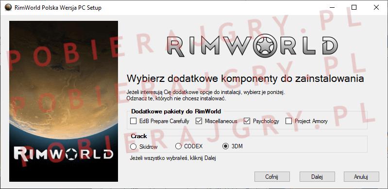 RimWorld Instalator 3