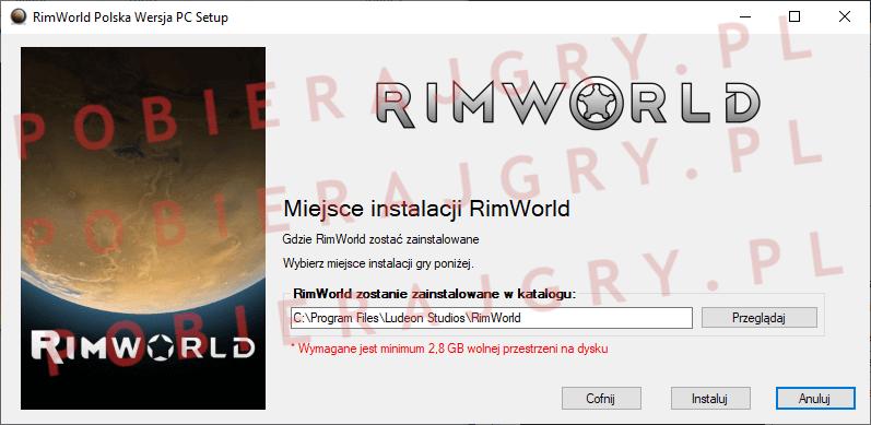 RimWorld Instalator 4