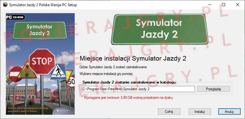 Symulator Jazdy 2 Instalacja 4