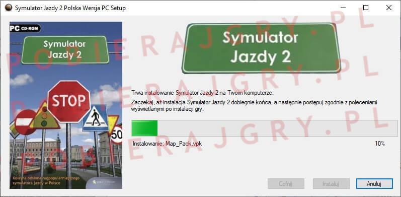 Symulator Jazdy 2 Instalacja 5