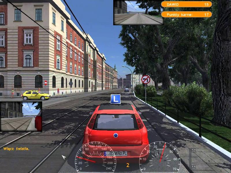 Symulator Jazdy 2 gra2