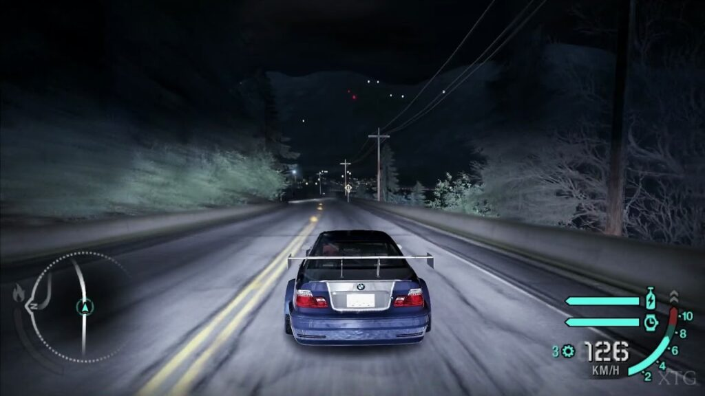 need for speed carbon gra