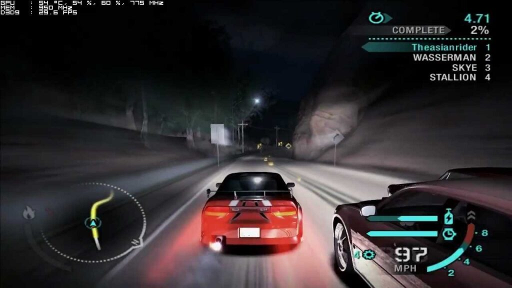 need for speed carbon gra1