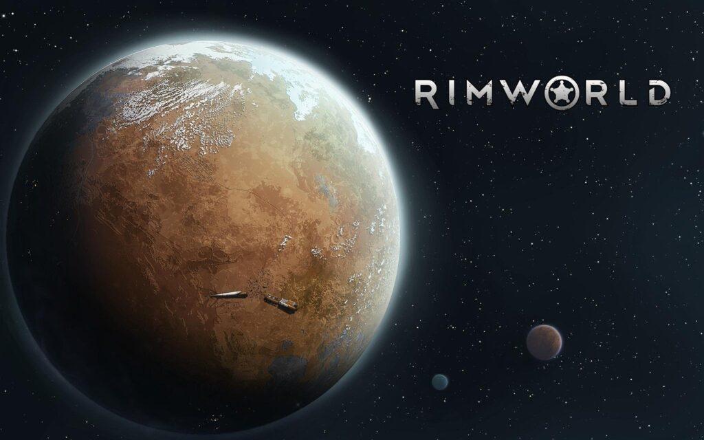 rimworld tapeta