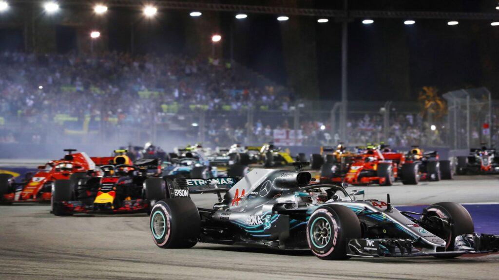 F1 2019 Tapeta