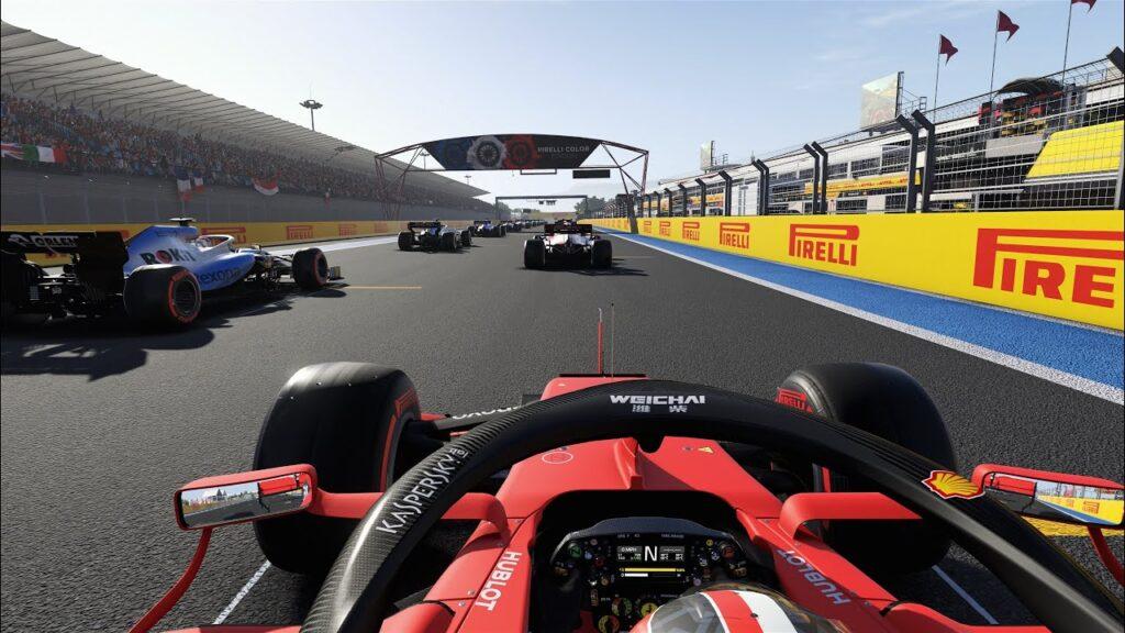 F1 2019 gra 1